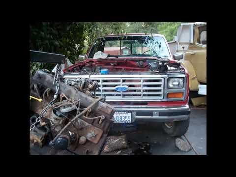 f150 engine swap youtube