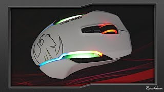 Roccat Kone AIMO - Genialna myszka dla wymagających graczy