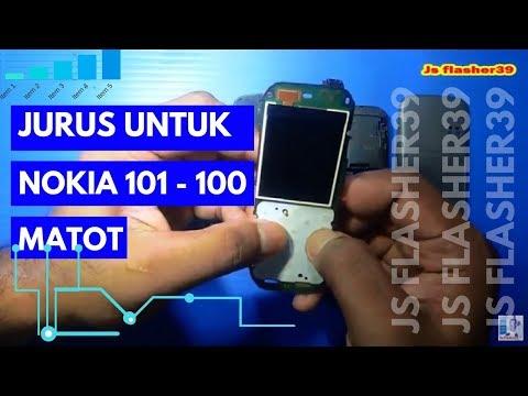 Servis HP Bangkai Nokia Asha 305 beli 10 ribu rusak konslet Mati total.
