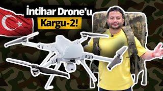 DÜNYANIN KONUŞTUĞU KARGU-2 KAMİKAZE DRONE'U KUTU AÇILIŞI! (Dünyada ilk!)