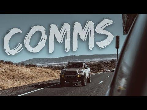 COMMS Part 1 - Overland Communication Tools/gear - Ham Radio, WeBoost, Garmin InReach