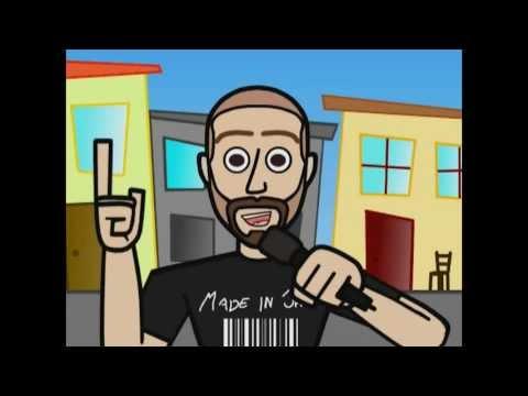 KALAFRO - NO AL PONTE - Cartoonclip
