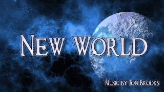 """NEW WORLD"" - Epic Orchestral Music - Jon Brooks"