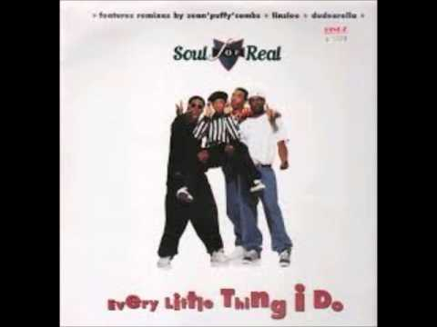 Soul for Real - Every Little Thing I Do (Bad Boy Remix) (1995)