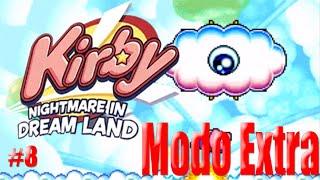 Saltando sobre las nubes/Kirby: Pesadilla en Dream Land Extra #8