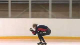 Интервью звезды конькобежного спорта Ивана Скобрева