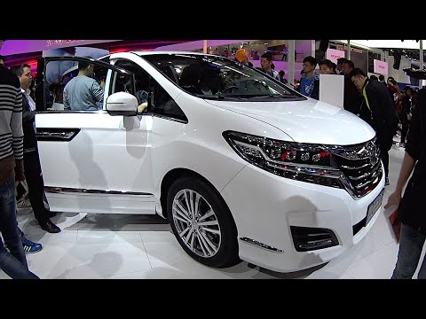 2016, 2017 Honda Elysion, VAN, Hybrid video - YouTube