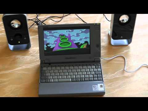 Toshiba Libretto 110CT in Action - was packt das Subnotebook?