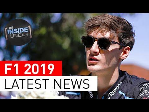 WEEKLY FORMULA 1 NEWS (9 APRIL 2019)