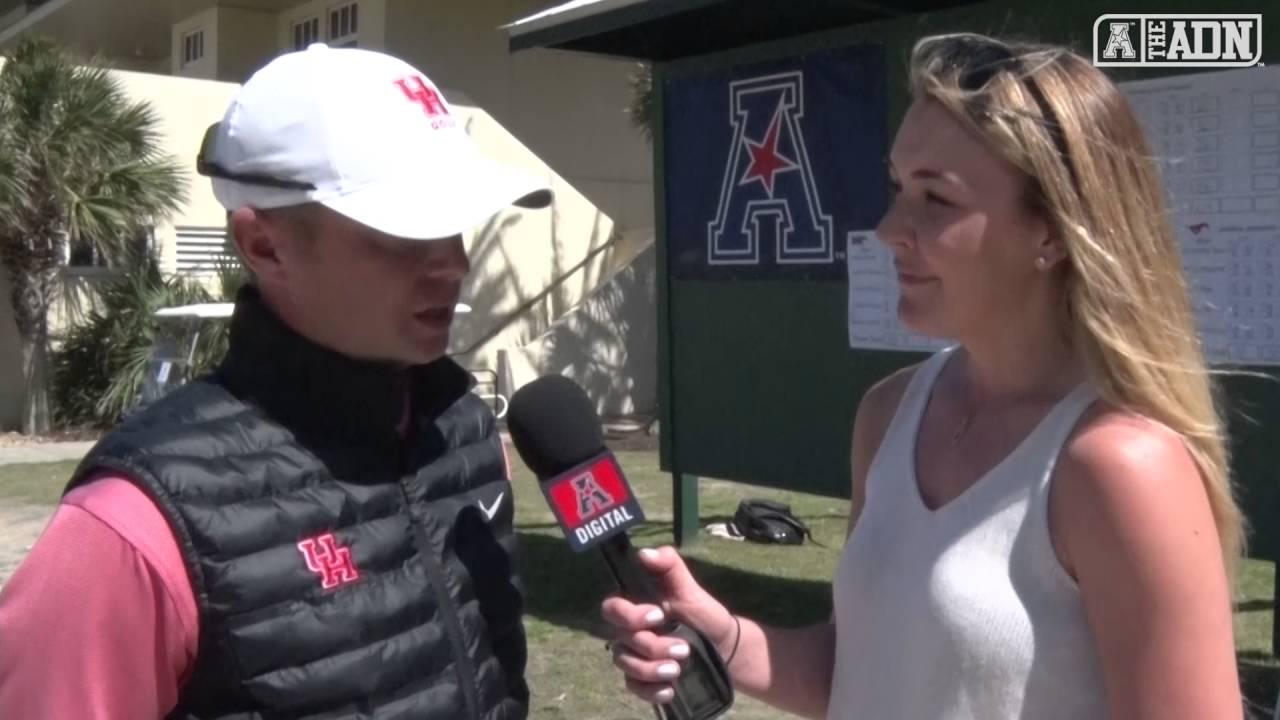 American Womens Golf Championship Round 2 - Houston Jumps -6357