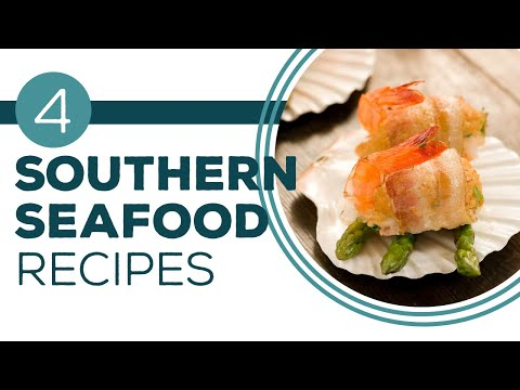 Paula Deen Great American Seafood Cook-Off - Full Episode Friday