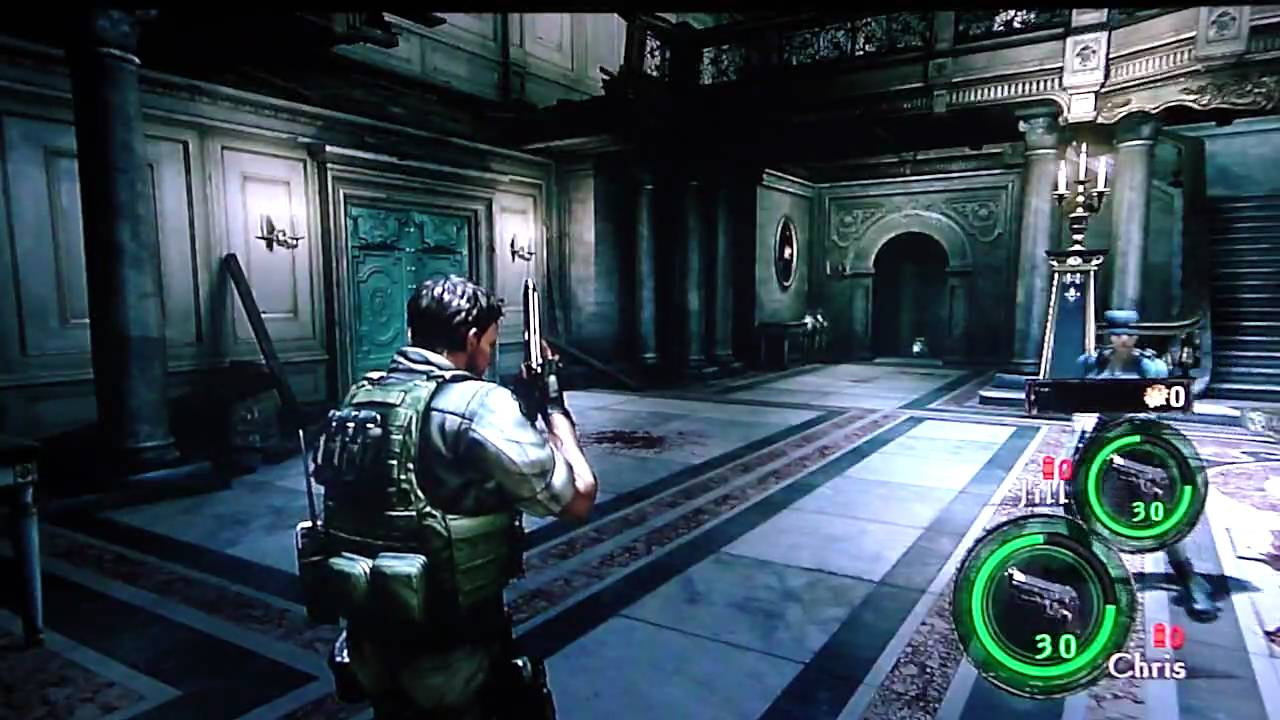 Resident Evil 5 Lost In Nightmares Dlc Co Op Gameplay Pt1 Youtube