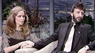 Ringo Starr and Barbara Bach on The Tonight Show Starring Johnny Carson - 05/06/1981 - pt. 3