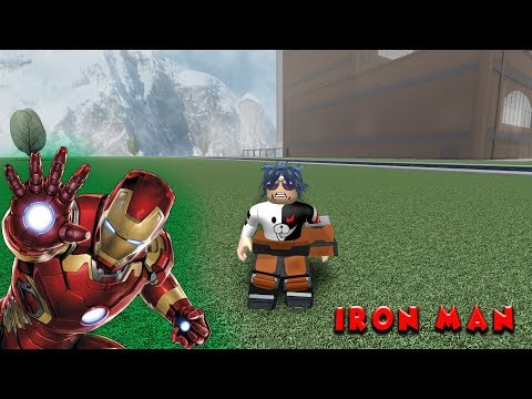 DEMİR ADAM ZIRHI PARÇALANDI !!! / Iron Man Simulator / Roblox Türkçe