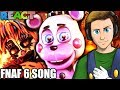 LUIGIKID REACTS TO: FNAF 6 SONG (Like it or not) by DAWKO & CG5 | FNAF 6: LIKE IT OR NOT REACTION
