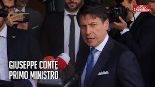 Cantieri, l'appello di Conte alla Lega: