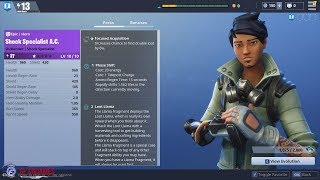 Fortnite: How to Get Training Manuals and Pure Drop of Rain