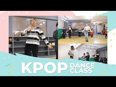 I Tried Going to a KPop Dance Class in Korea! (Seoul)