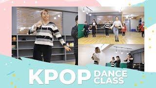 I Tried Going to a KPop Dance Class in Korea! (Seoul)