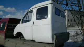 Кабина ГАЗ 330230 Дуэт в сборе под дв. ЗМЗ 406.3