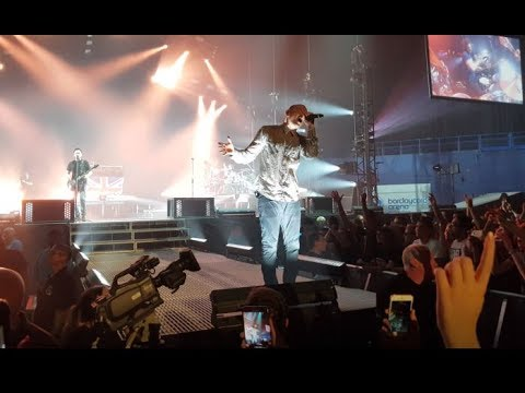 Linkin Park - Waiting For The End / CHESTER'S LAST SHOW / Birmingham 6 July 2017