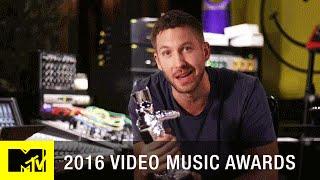 Calvin Harris Acceptance Speech | 2016 Video Music Awards | MTV