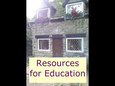 Resources for Education