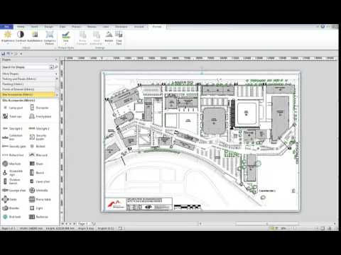 Setting up maps in visio youtube setting up maps in visio gumiabroncs Image collections