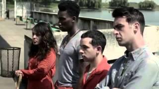 Misfits 2012 4 сезон 3 серия Кубик в кубе