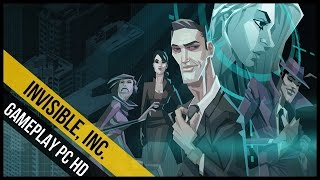 Invisible, Inc. Gameplay (PC HD)