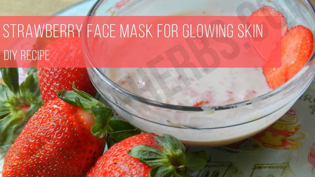 Watch 7 Strawberry Face Packs For Glowing Skin video