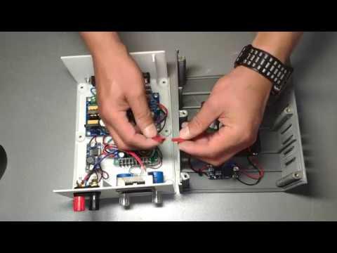 Лабораторный блок питания своими руками. 3D печать