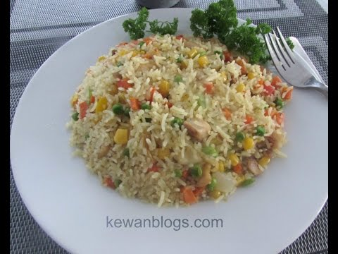 How to make the most delectable fried rice episode 12 kes cook how to make the most delectable fried rice episode 12 kes cook island ccuart Image collections