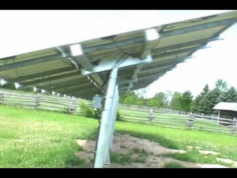 Solar Power, 10 kW Ground Mount