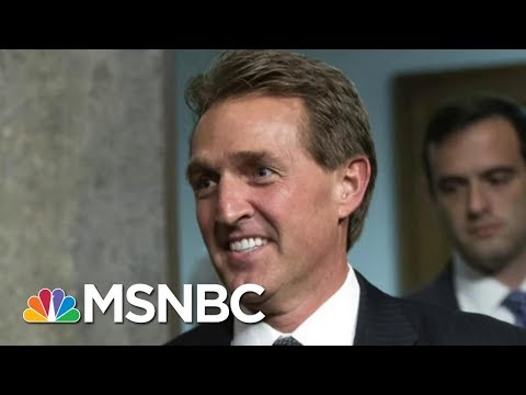 President Donald Trump Criticizes Another Senator In Thursday Tweet   Morning Joe   MSNBC
