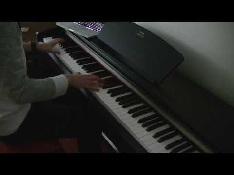 I Know You ft. Bastille - Craig David (Piano Cover by Lorcan Rooney)