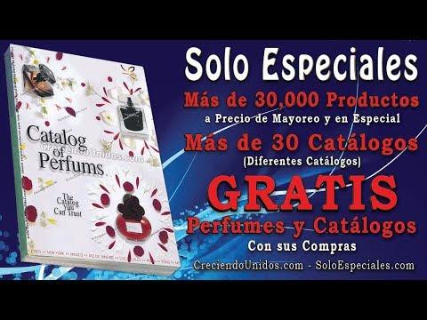 #581 Catalog of Perfums Catálogo de Perfumes originales por Mayoreo