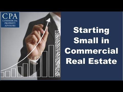 Starting Small in Commercial Real Estateиз YouTube · Длительность: 19 мин38 с