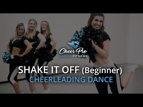 SHAKE IT OFF - Cheerleading Dance (Beginner)