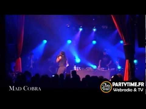 Best of Live de MAD COBRA - Paris - 2 Fev 2011