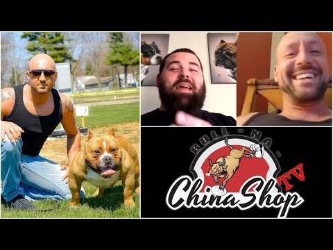 The Bull-NA-ChinaShop Podcast Episode 75 Featuring Bashar Daoud HOW TO DEAL WITH THE HATE