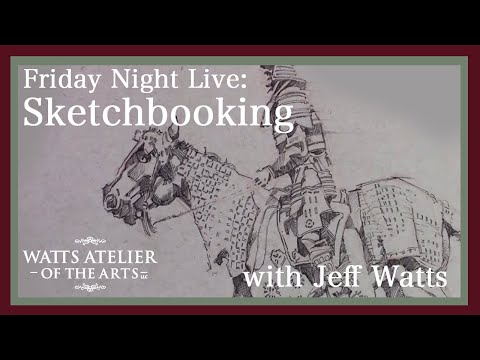 Friday Night Live: Sketch Night, with Jeff Watts and Lucas Graciano
