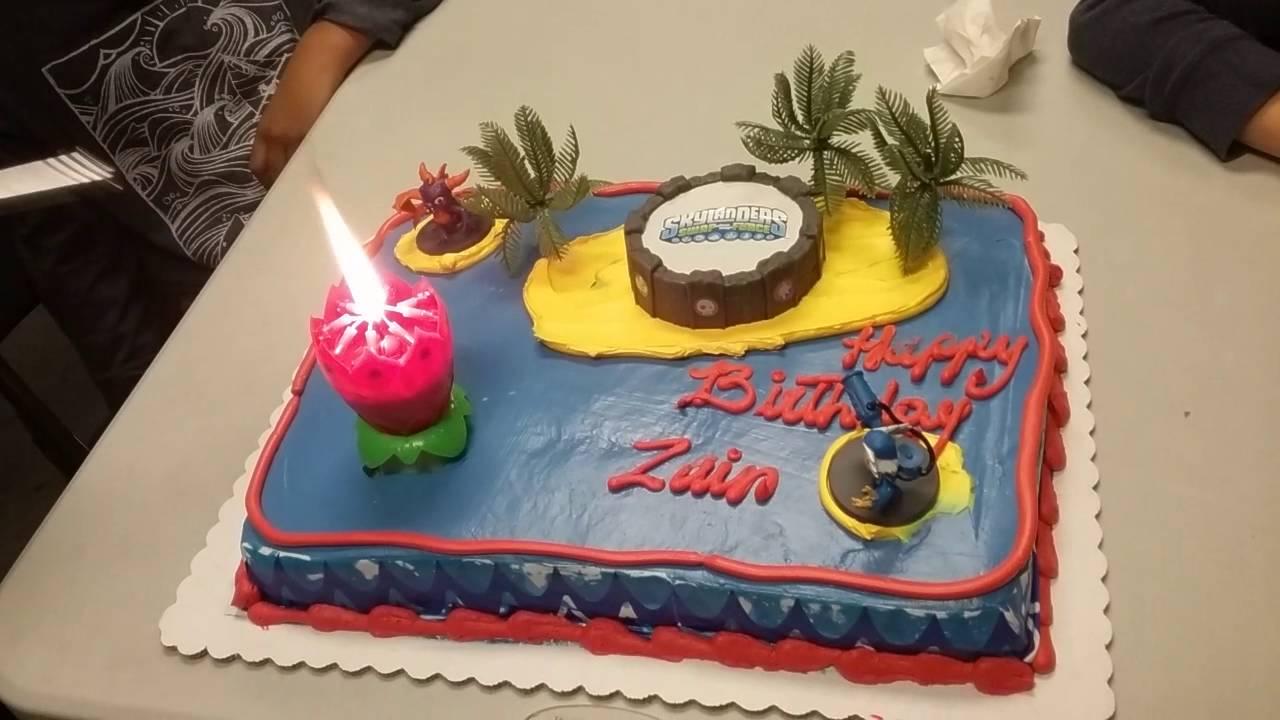Zain cool birthday YouTube