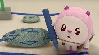 Малышарики -  Я Сам! - серия 150 - Обучающие мультфильмы для малышей
