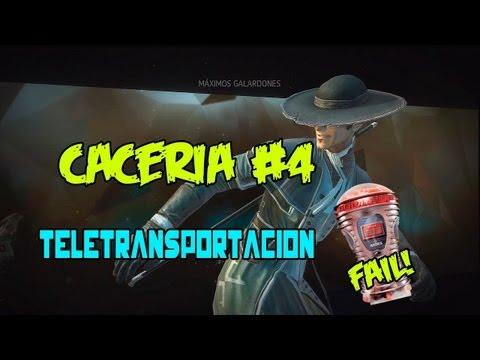 Assassin's Creed 3 - Multijugador Caceria #3 Probando teletrasportacion