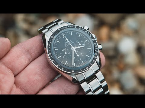 Omega Speedmaster Professional Moonwatch Review 2018