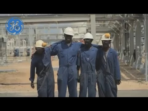 GE and Songas help power Tanzania with distributed power