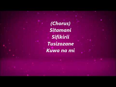 Sitamani - Mimi Mars Lyrics (The Lyrics Video)