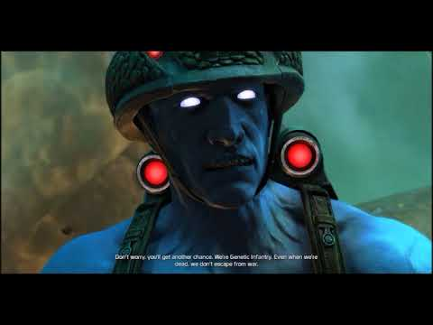 Rogue Trooper: Redux First Play session |