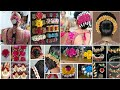 Gambar cover Artificial Flower Hair Accessories at Low Cost Flower Veni Return Bag Gifts Customized Jewellerys